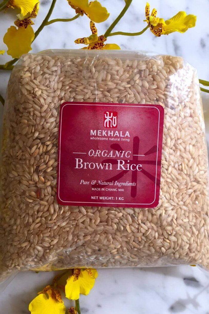 Organic Brown Rice - Straits Market Singapore