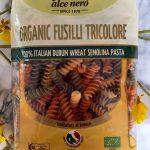 Organic Fusilli Tricolore