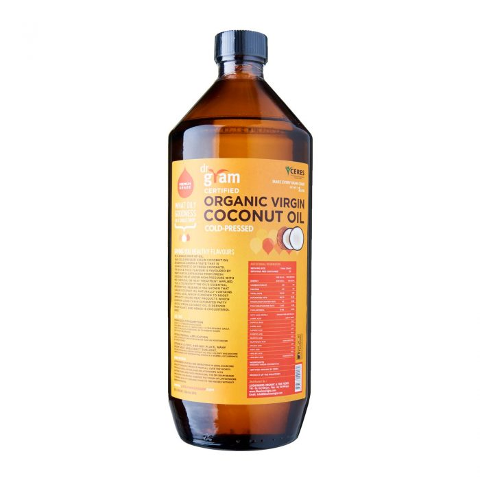Dr. Gram's Coconut Oil