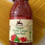 Organic Tomato Basil sauce
