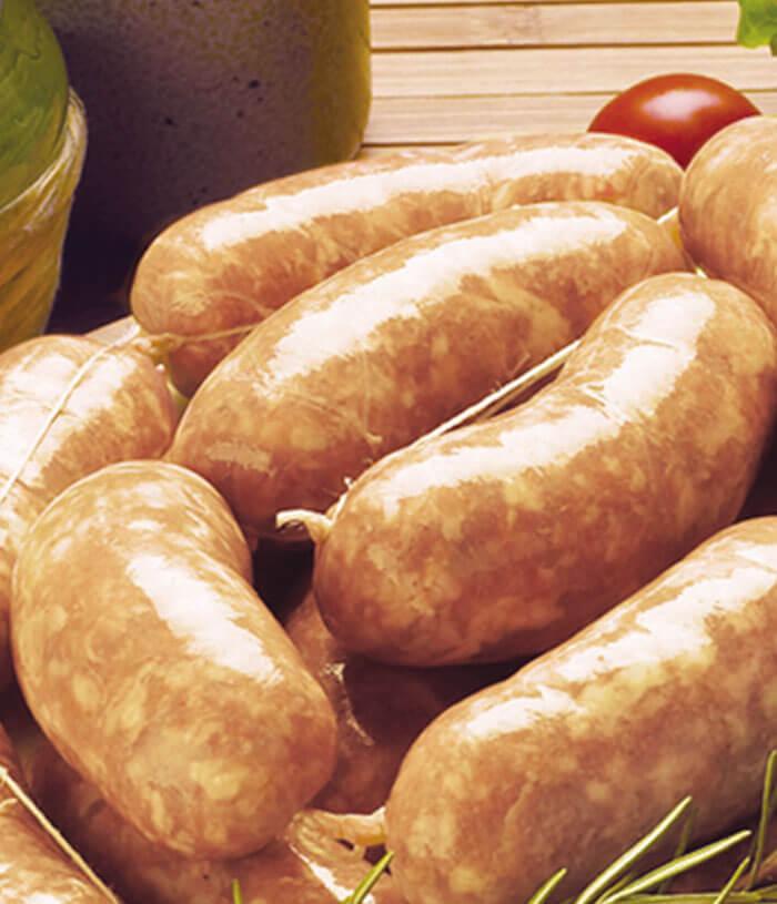 pork sausage chipolatas