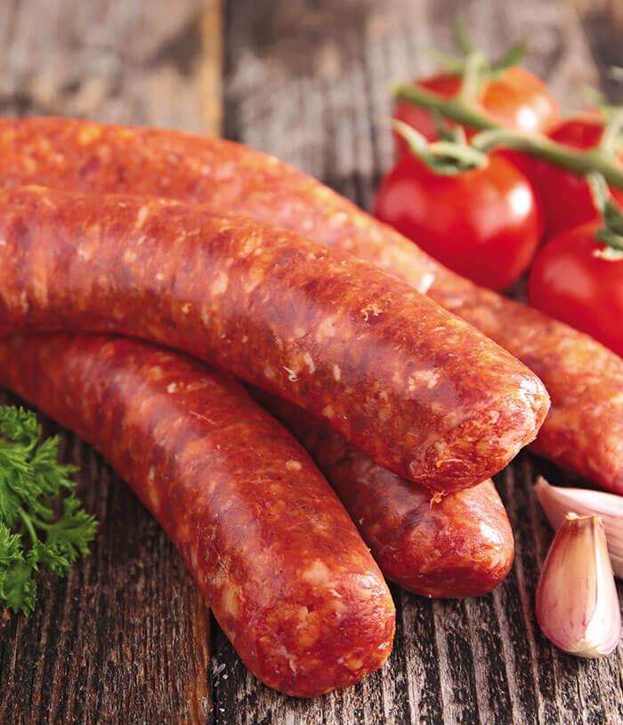 Sausage Spanish Chorizo