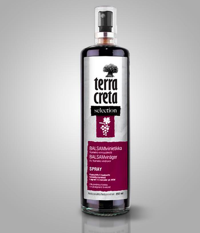Balsamic Vinegar- Terra Creta