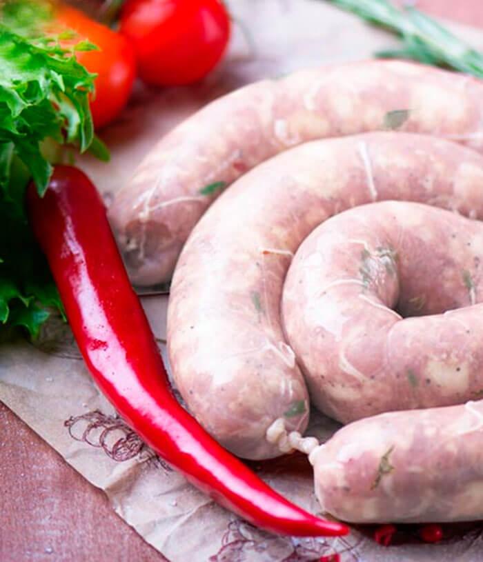 thai basil sausage