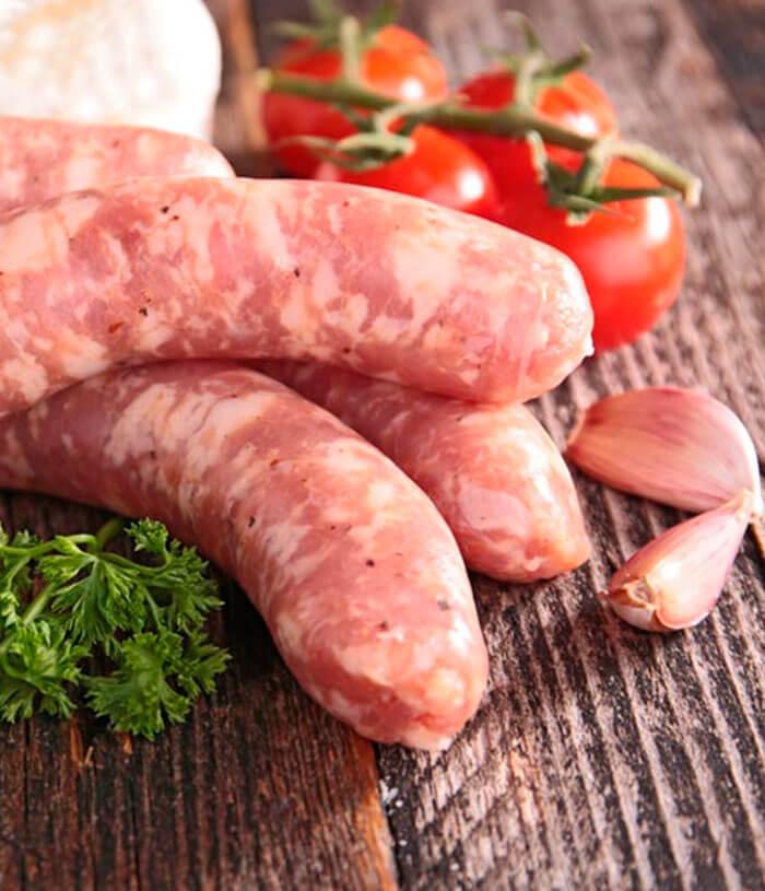 german sausage bratwurst