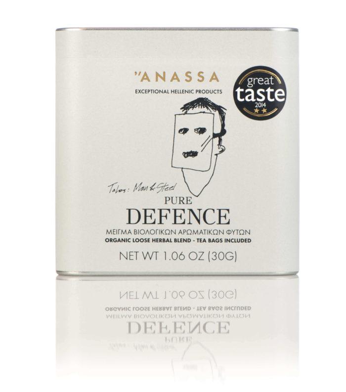 Anassa Pure Defence Herbs Tea