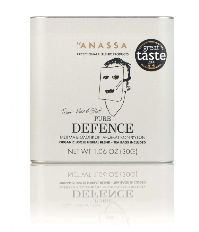 Anassa Pure Defence Herbs Tea