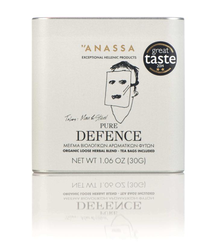 Anassa Pure Defence Herbs