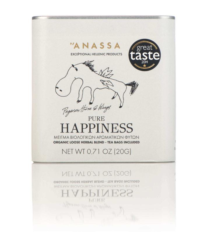 Anassa tea Pure Happiness Herbs