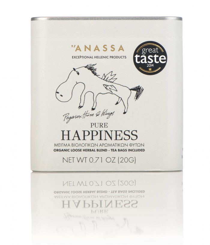 Anassa tea Pure Happiness Herbs