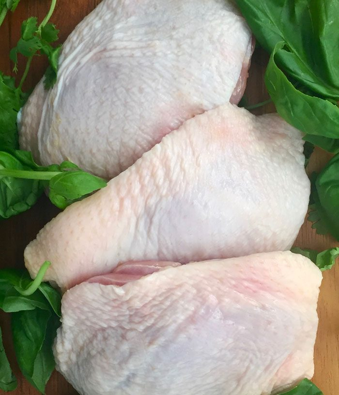 Sakura Chicken Thigh