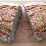 Sourdough Light Half Loaf