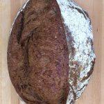 Sourdough Dark Loaf