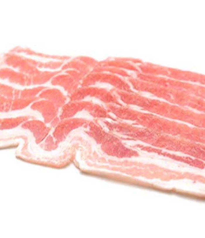 Pork Streaky Bacon