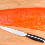 Whole Salmon Fillet Sockeye