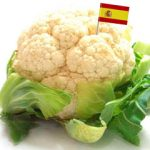 Organic Spanish Cauliflower