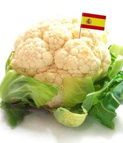 Organic Spanish Cauliflower