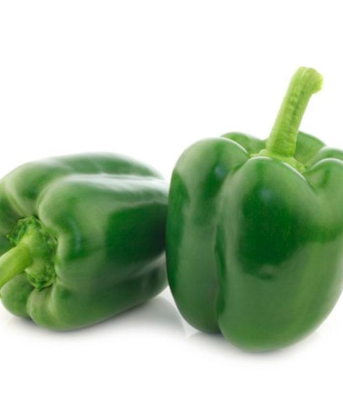 Capsicum Green Organic