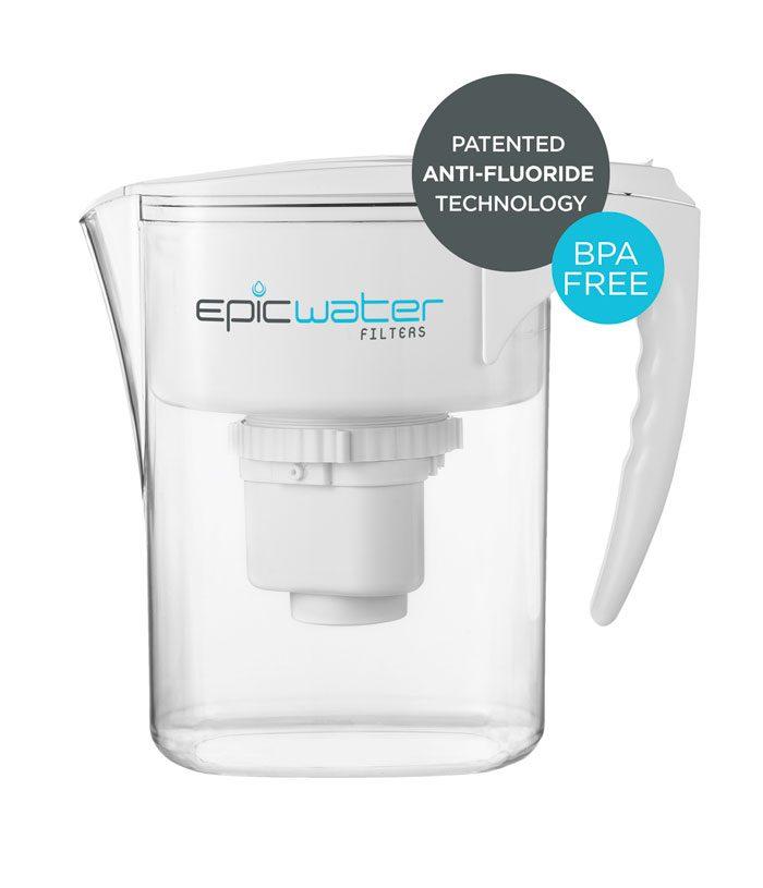 EPIC Water Filtration Jug
