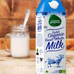 Fresh Milk Holland Organic