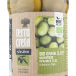 Olives Green Organic Terra Creta