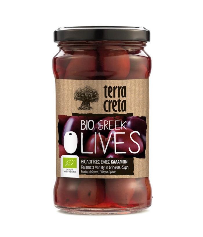 Kalamata Olives Oil Terra Creta - Straits Market Singapore