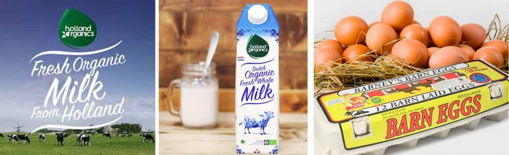 milk and eggs banner shot