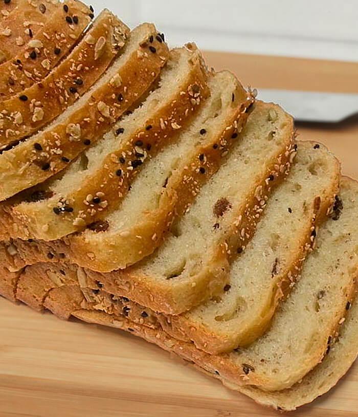 Muesli Loaf Organic