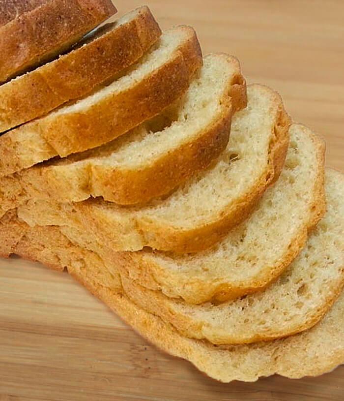 Multigrain Soft Loaf Organic