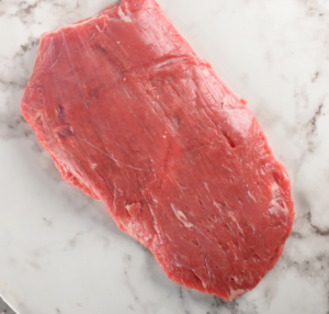 Beef flank organic certified