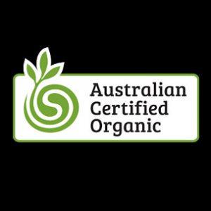 Certified Organic Australian