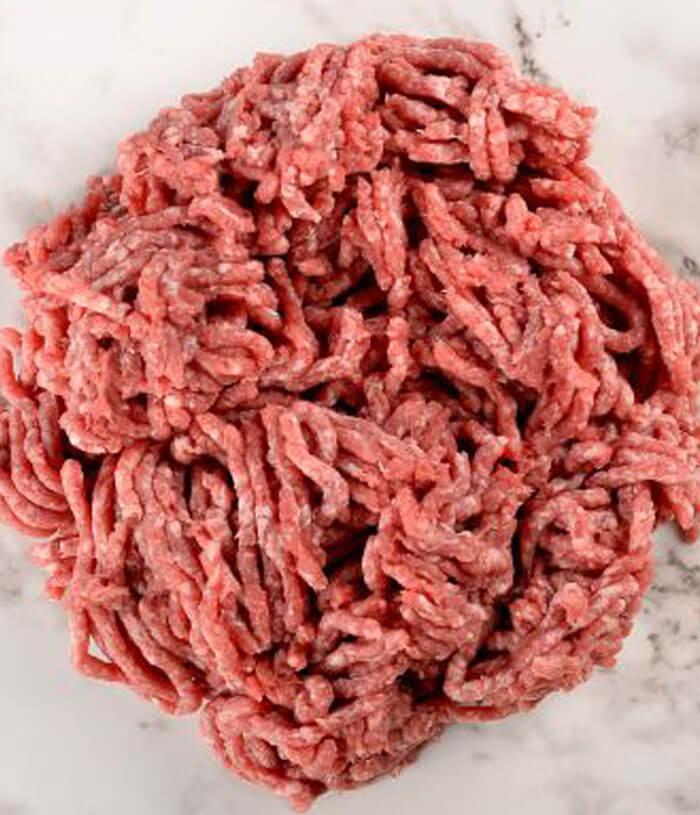Lamb Mince Organic