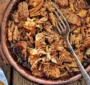 Pulled Pork - Hickory Texas BBQ