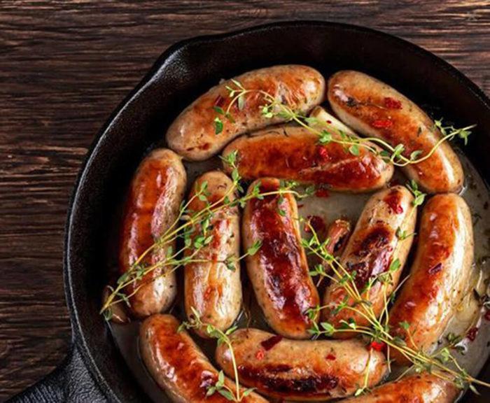 Best Pork Sausage