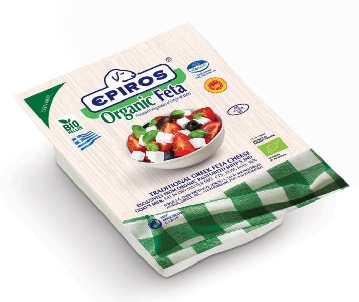Feta Cheese Organic