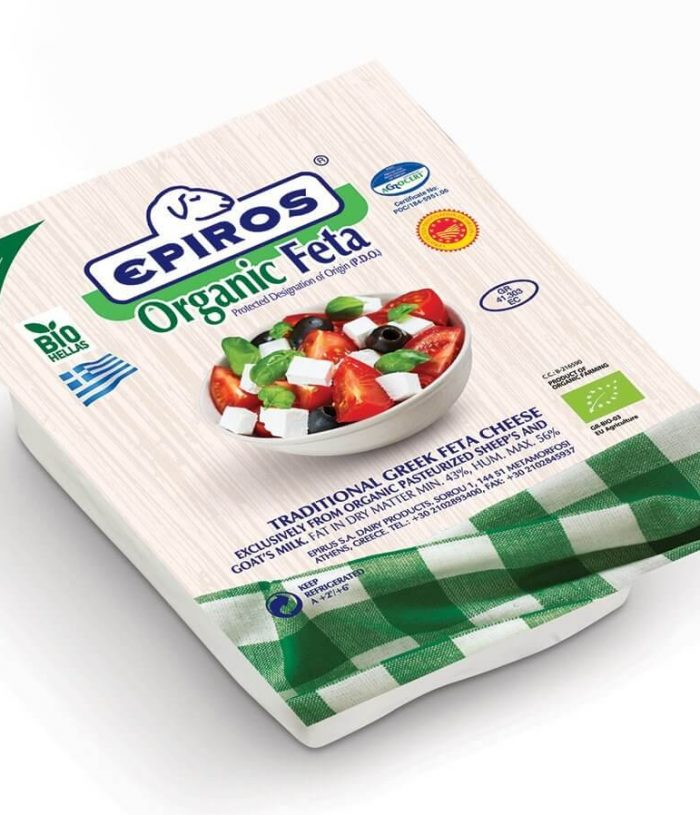 Feta Cheese Organic