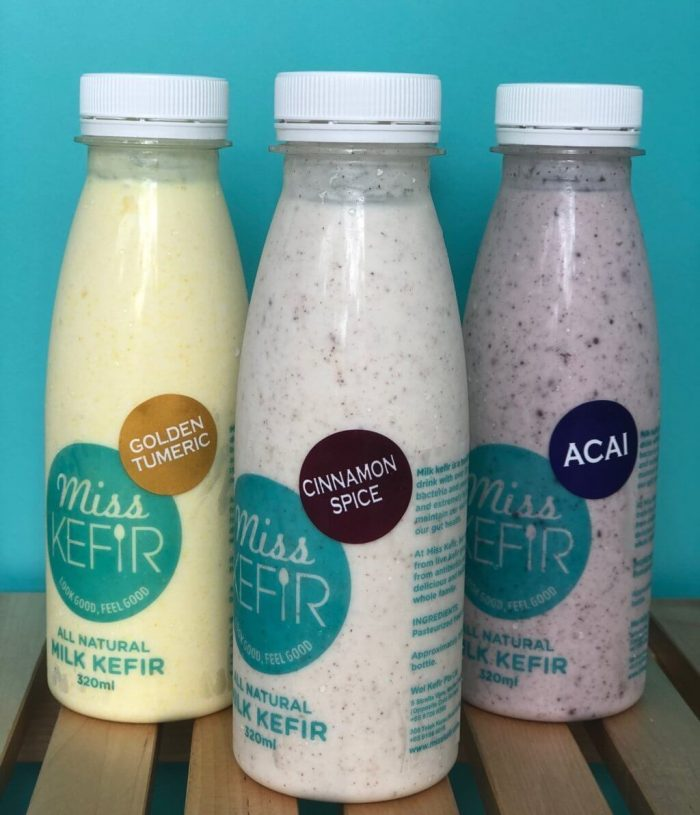 Organic Kefir Milk - Straits Market Singapore