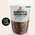 granola cacao nibs