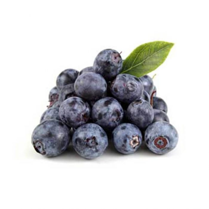 organic blueberries - straits market singapore