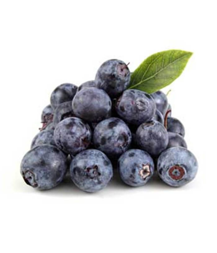 organic blueberries - straits market singapore