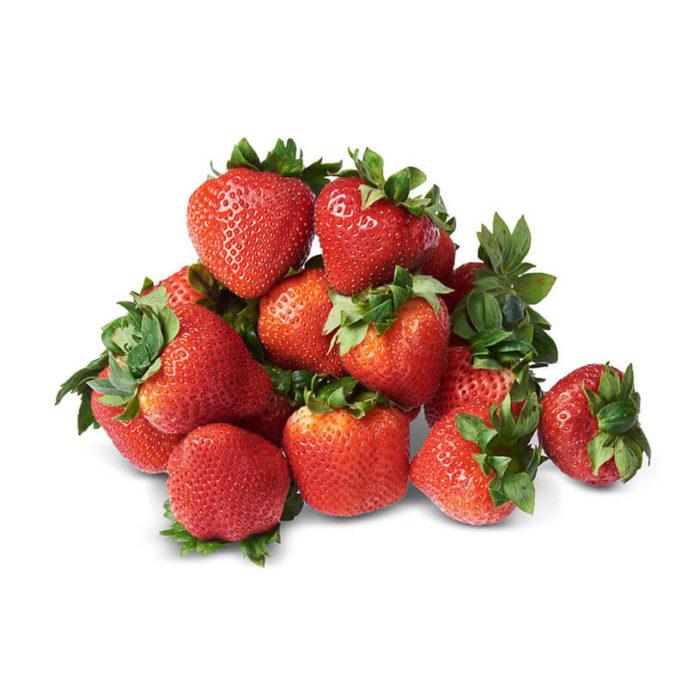 organic strawberries - Straits Market Singapore