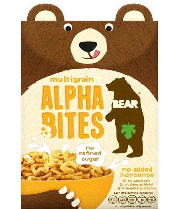 bear alphabites multigrain - Straits Market Singapore