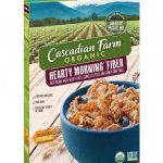 Cascadian Farm Cereal Hearty Morning Organic