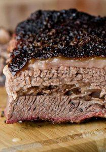smoked beef brisket - Straits Market Singapore