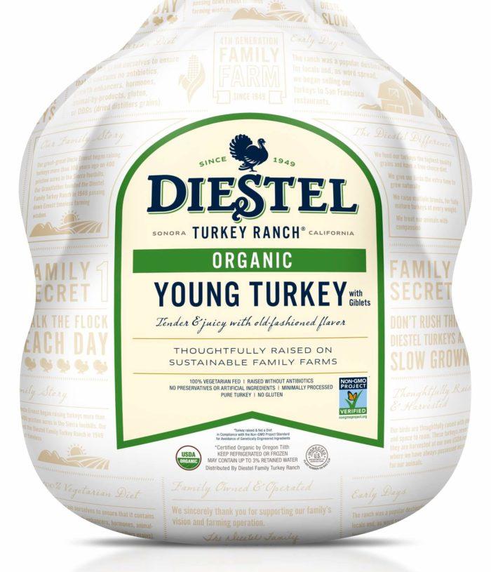 Diestel Turkey Organic