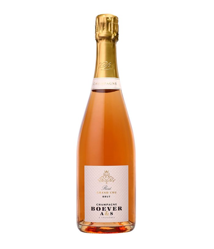 Pierre Boever Fills Rose Brut Grand Cru