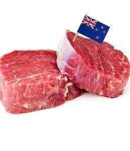 Angus Beef Eye Fillet Tenderloin Steak