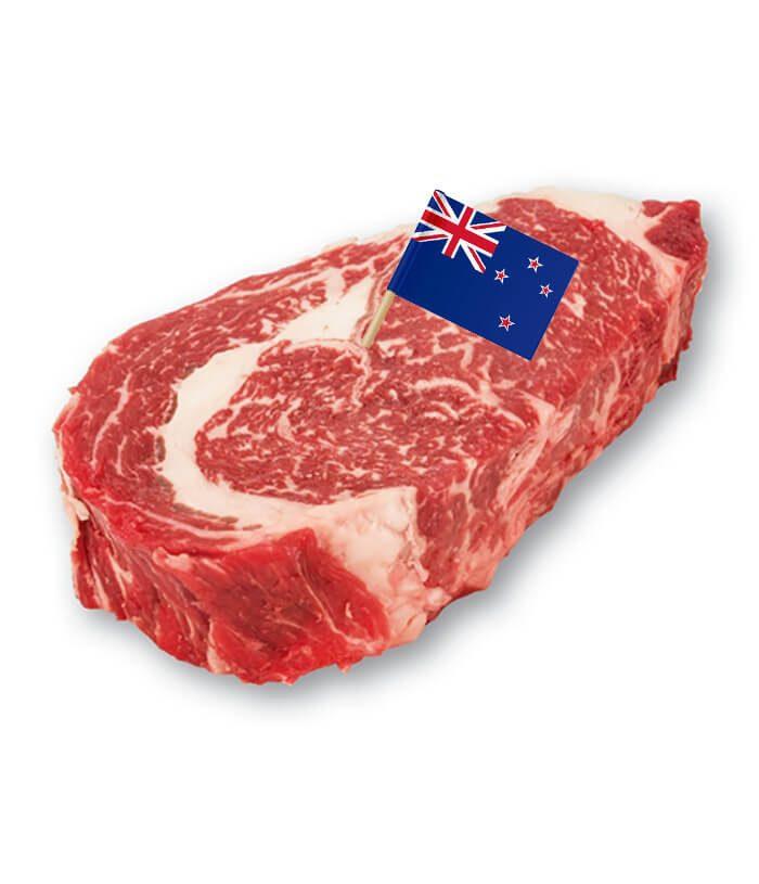 Chilled Angus Beef Ribeye Steak - Boneless