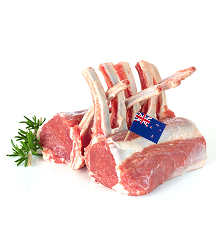 Goumet Lamb Frenched Racks