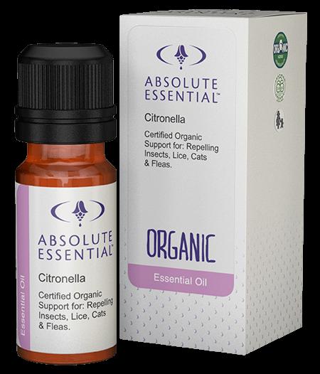 citronella organic oil